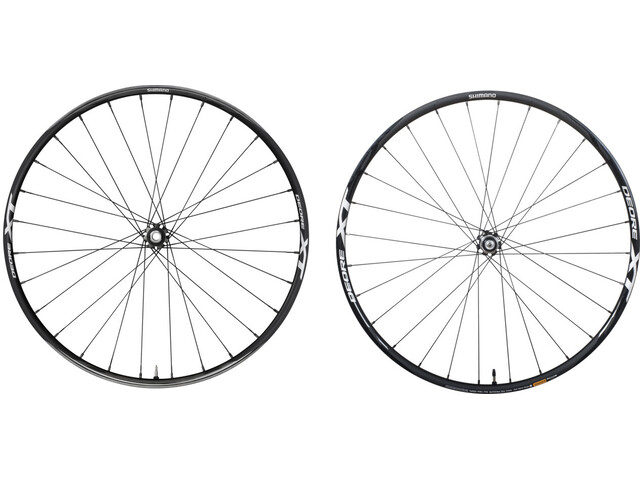 Shimano Deore XT WH-M8000 Wheelset 29 inches black